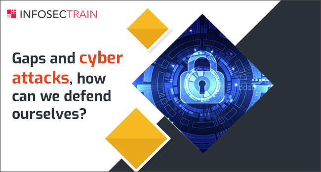 Gaps and cyber attacks, how can we defend ourselves