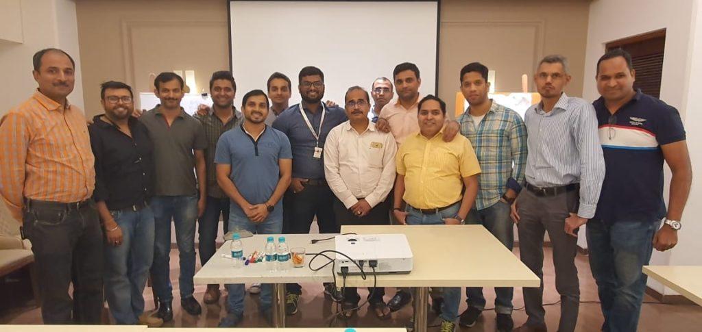 CISSP Mumbai Classroom