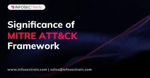 Significance of MITRE ATT&CK framework