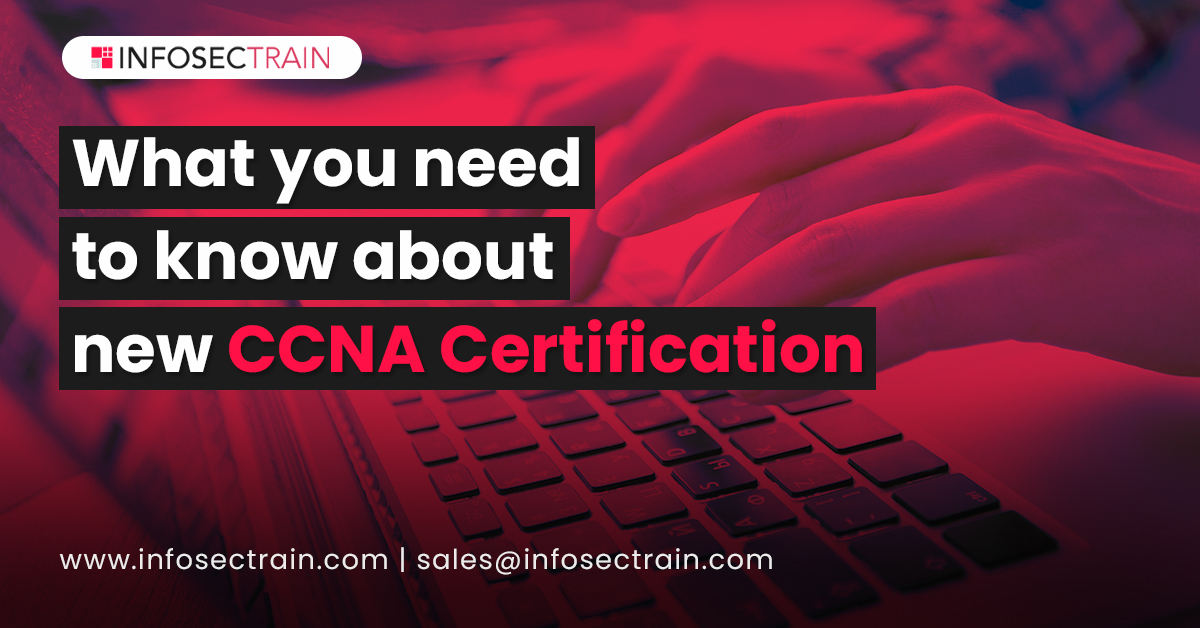 What you need to know about new CCNA