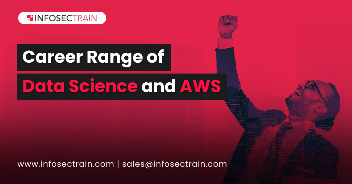 Career Range of Data Science and AWS