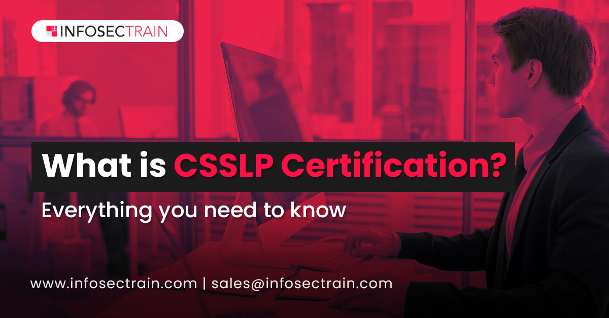 What is CSSLP Certification_