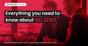 Everything you need to know about ISO 22301