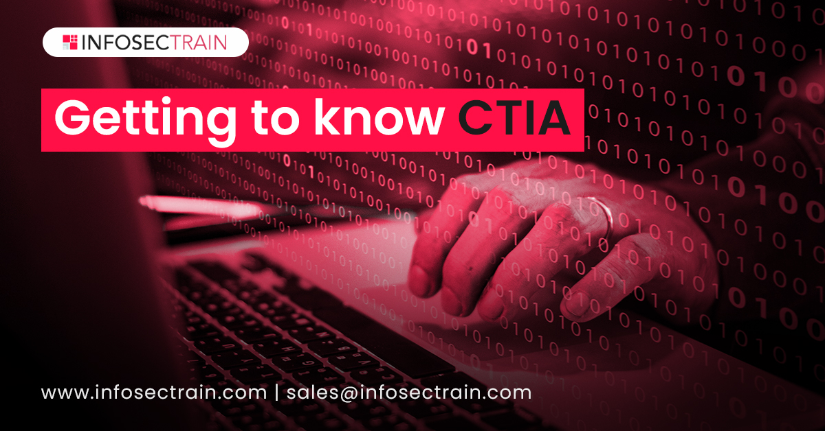 Getting to know CTIA