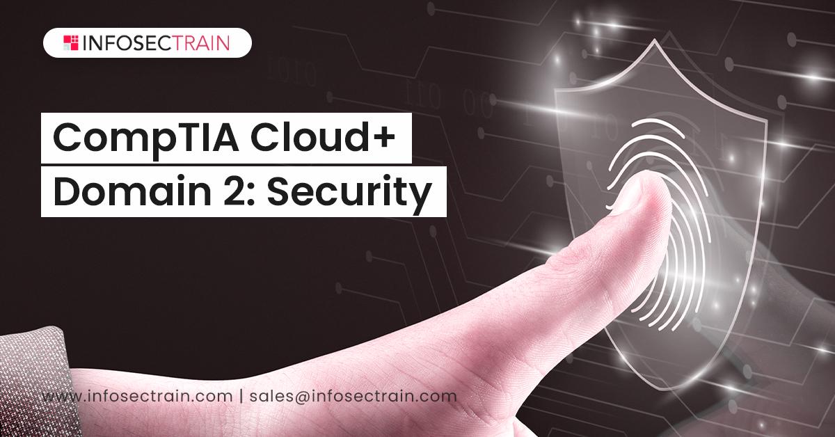 CompTIA Cloud+ Domain 2: Security