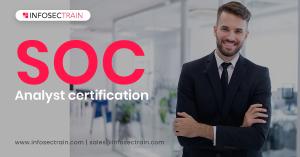 SOC Analyst certification