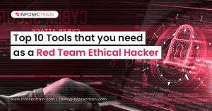 Top 10 Tools that you need as a Red Team Ethical Hacker