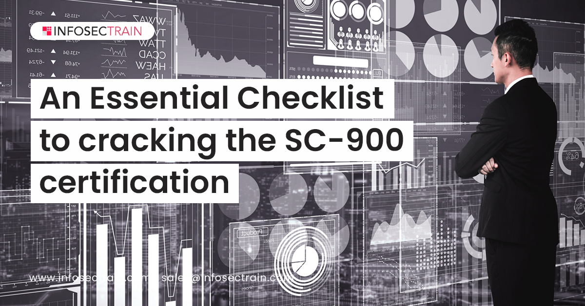 An Essential Checklist to cracking the SC-