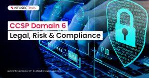CCSP Domain 6_ Legal, Risk & Compliance