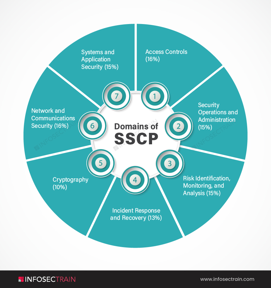 Domains of SSCP