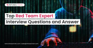 Top Red Team Expert Interview Questions and Answer