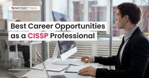 Best Career Opportunities as a CISSP Professional